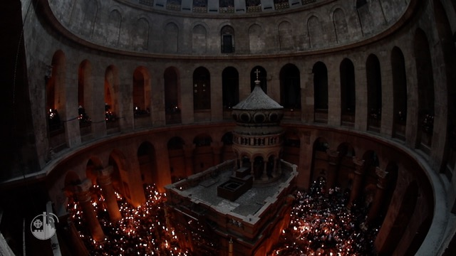 Orthodox Easter: the miracle of light
